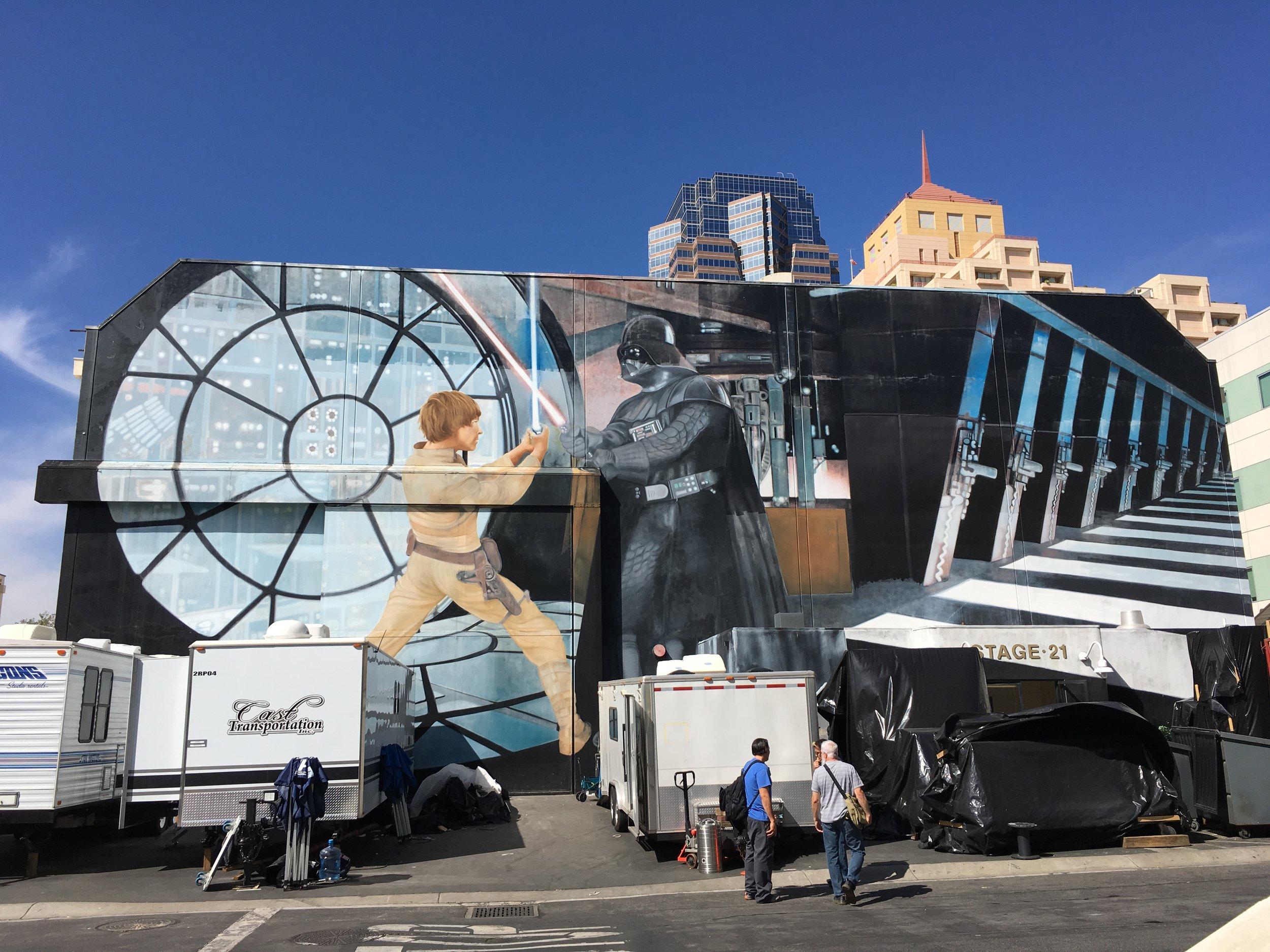 Fox Studios: Century City, California