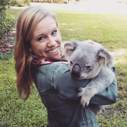Officially a permanent resident of Australia 🇦🇺 And yes, you automatically qualify as an official koala-handler when you get PR.