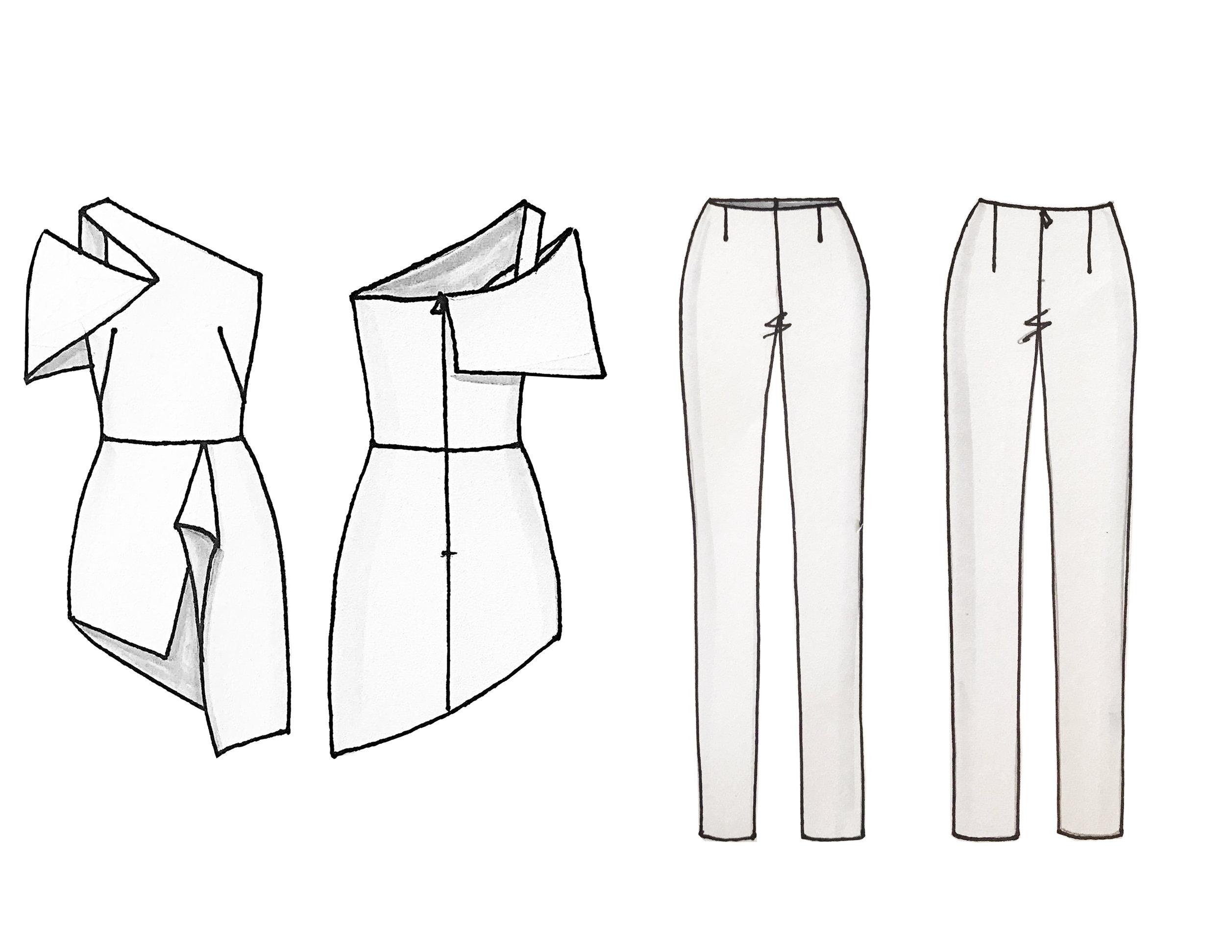 Peplum with cropped pants.jpg