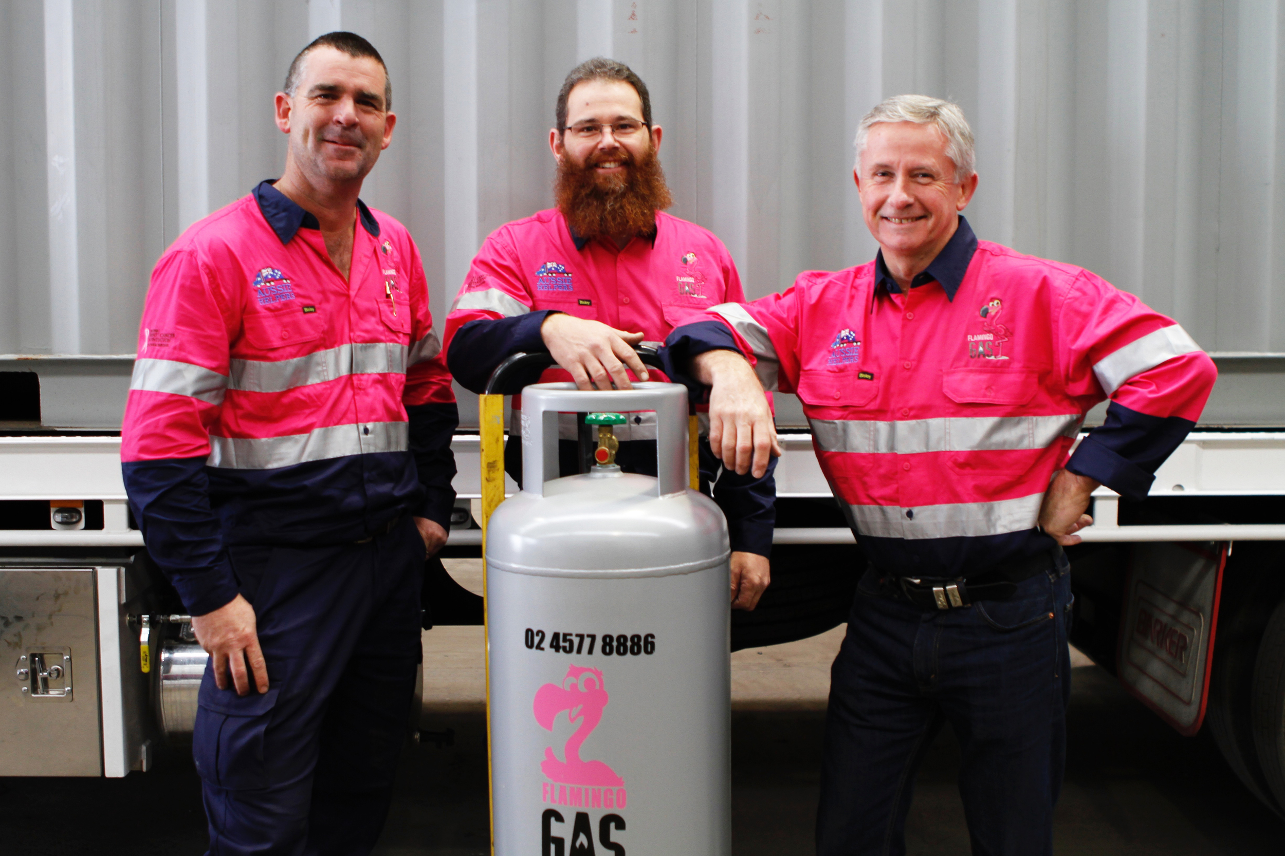 Flamingo Gas LPG for Lower Blue Mountains Sydney