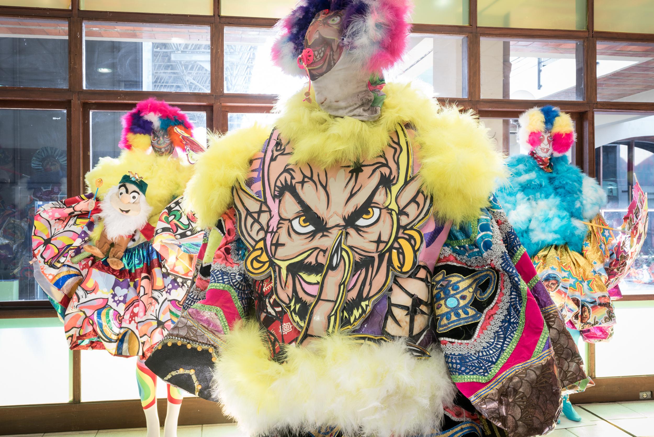 Bate-Bola - Rio Carnaval Secreto