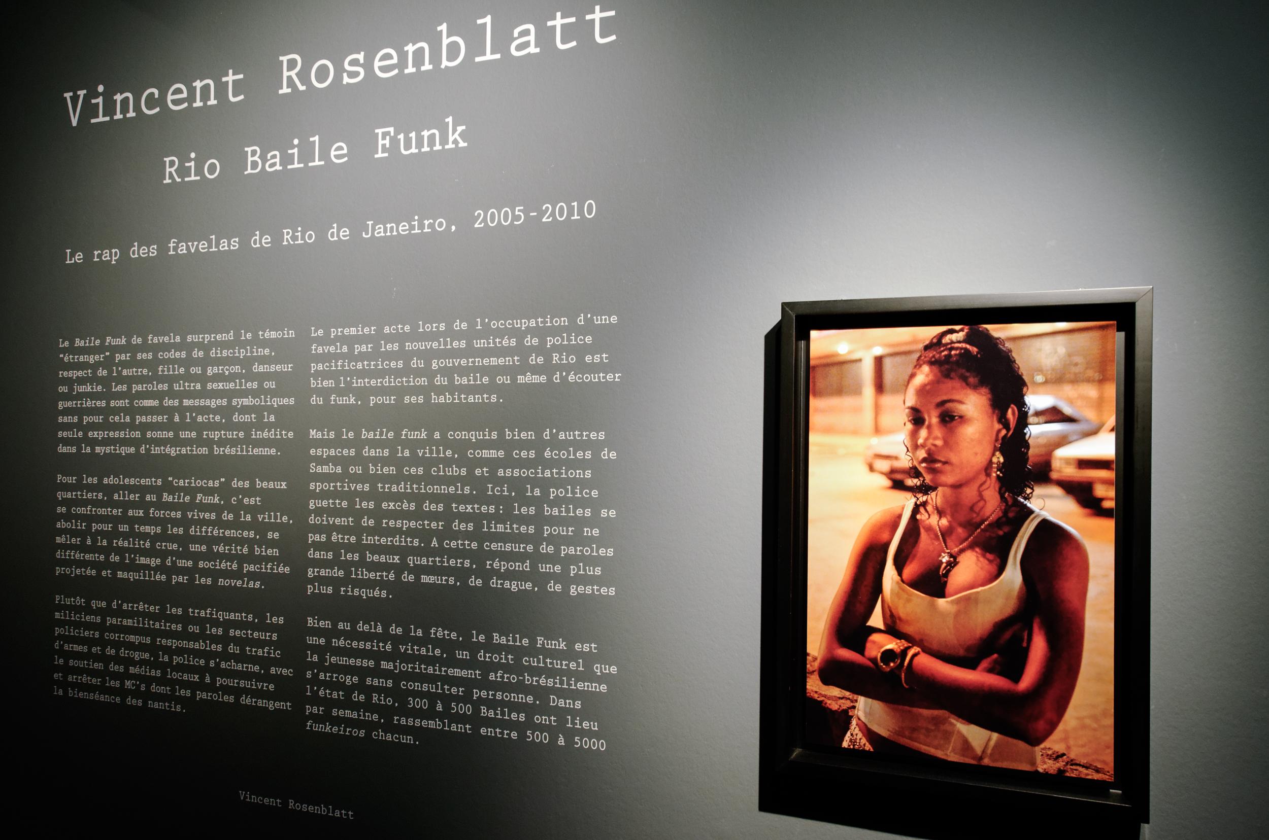 Rio Baile Funk @ MEP - Paris, 2011