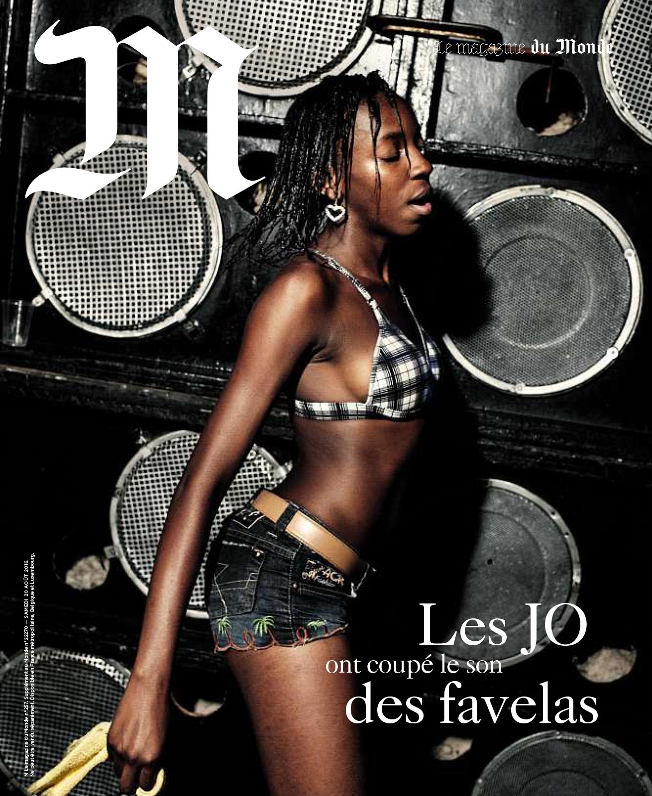 """M"" Le Monde - magazine"