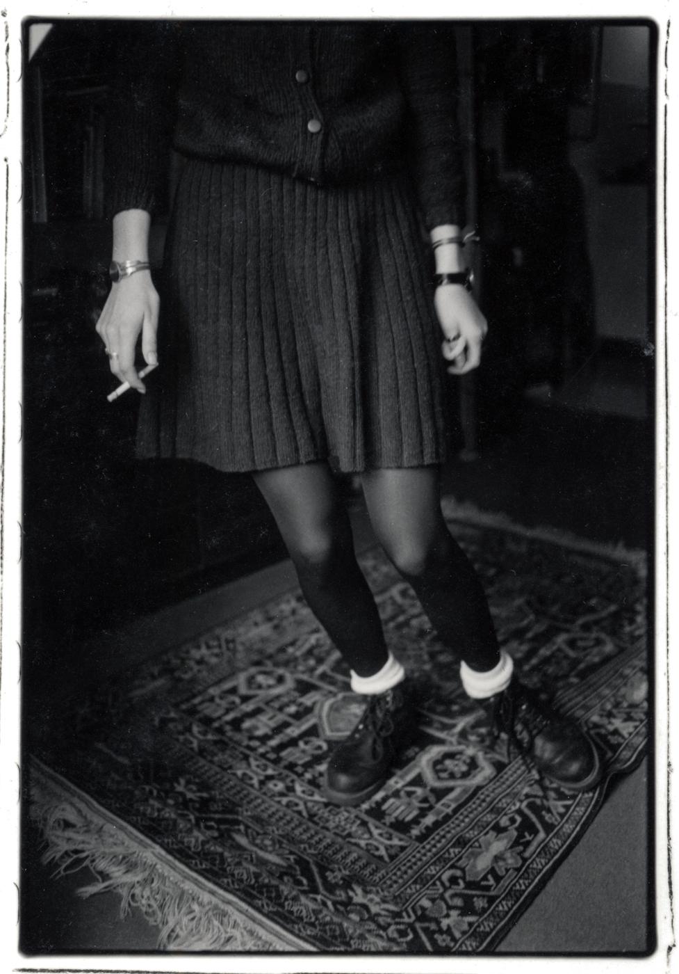 Olga, Paris, 1997