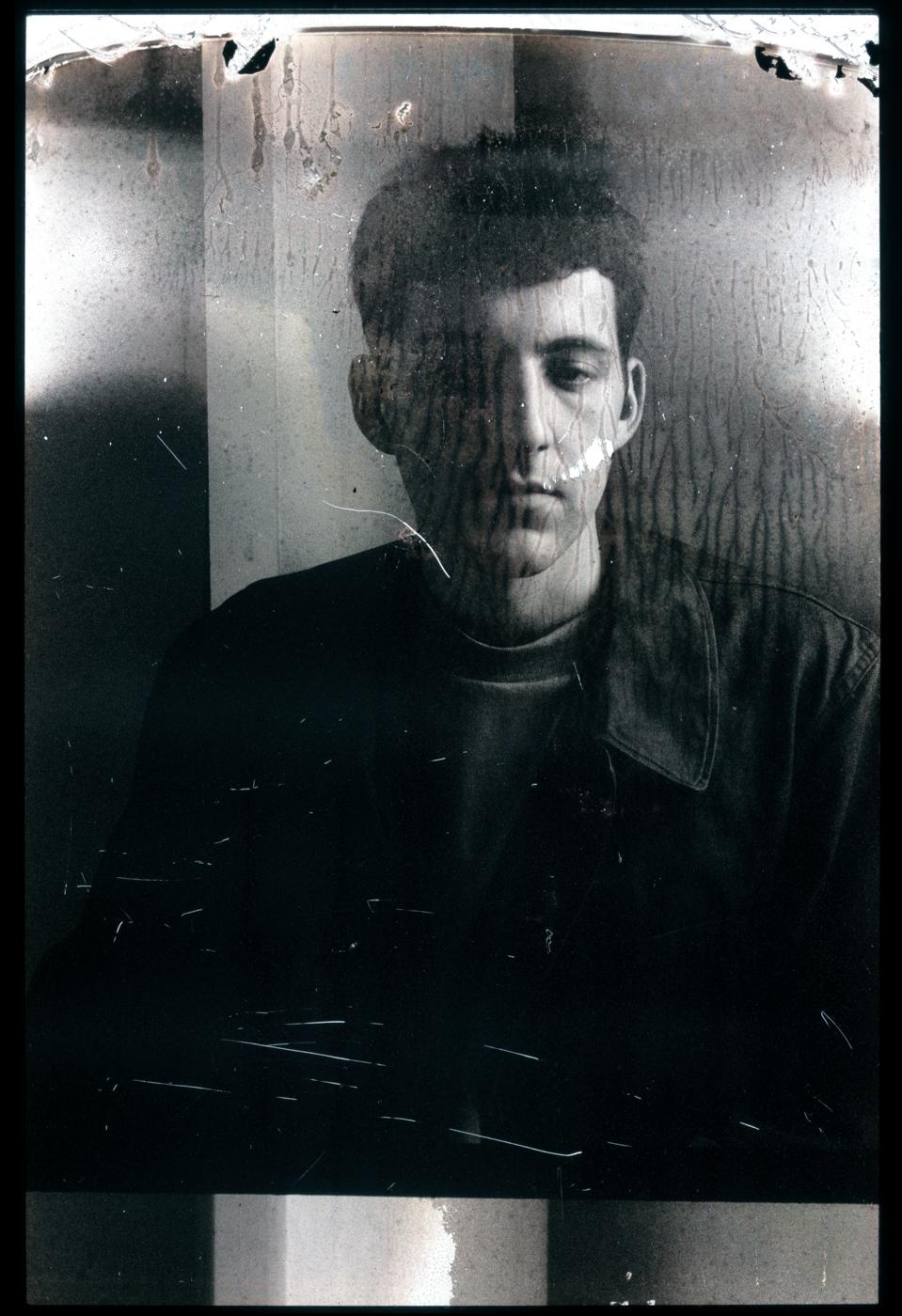 Self Portrait, ENSBA, Paris, 1999.