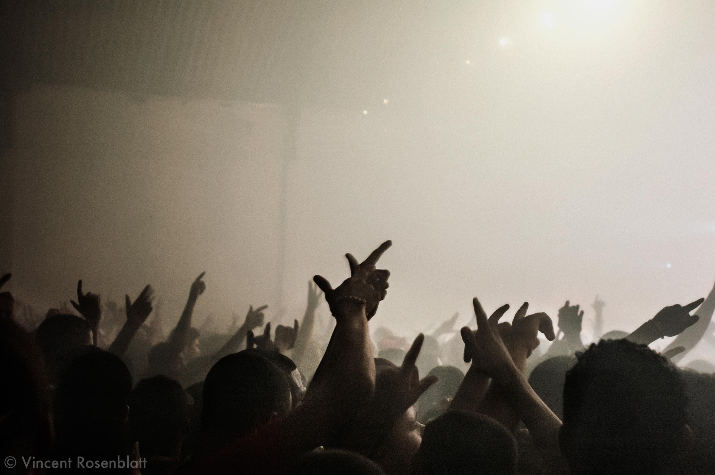 """Baile"" of Furacão Tsunami, the most powerful soundsystem on the Funk scene in Rio. Campo do Ferroviario, Austin, Rio de Janeiro 2006."