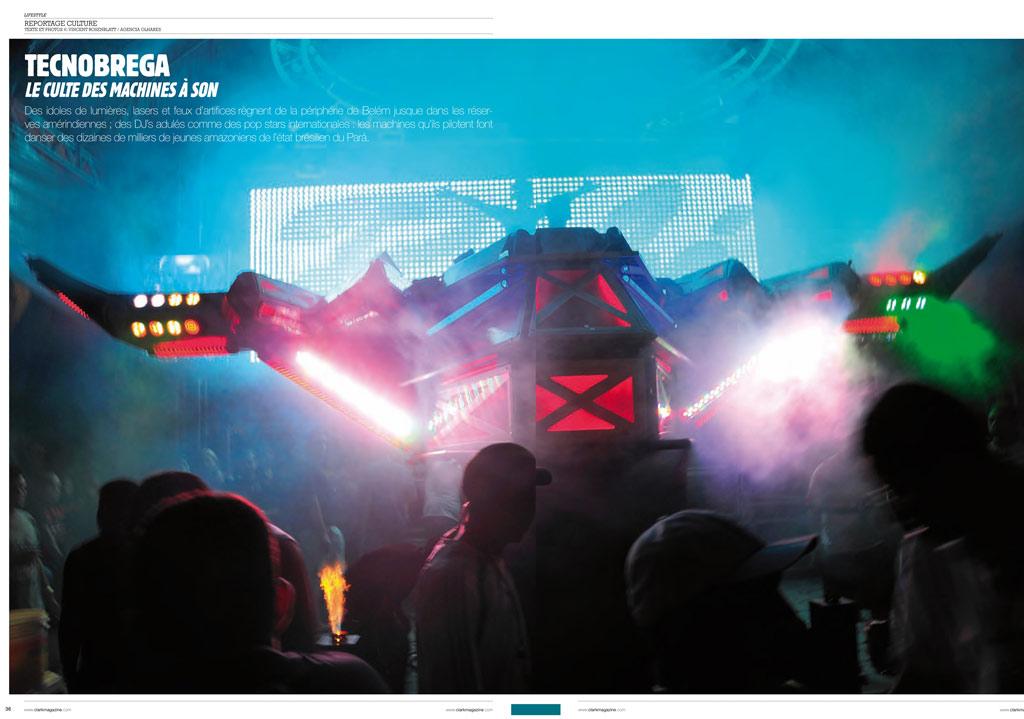 Clark Magazine 2008