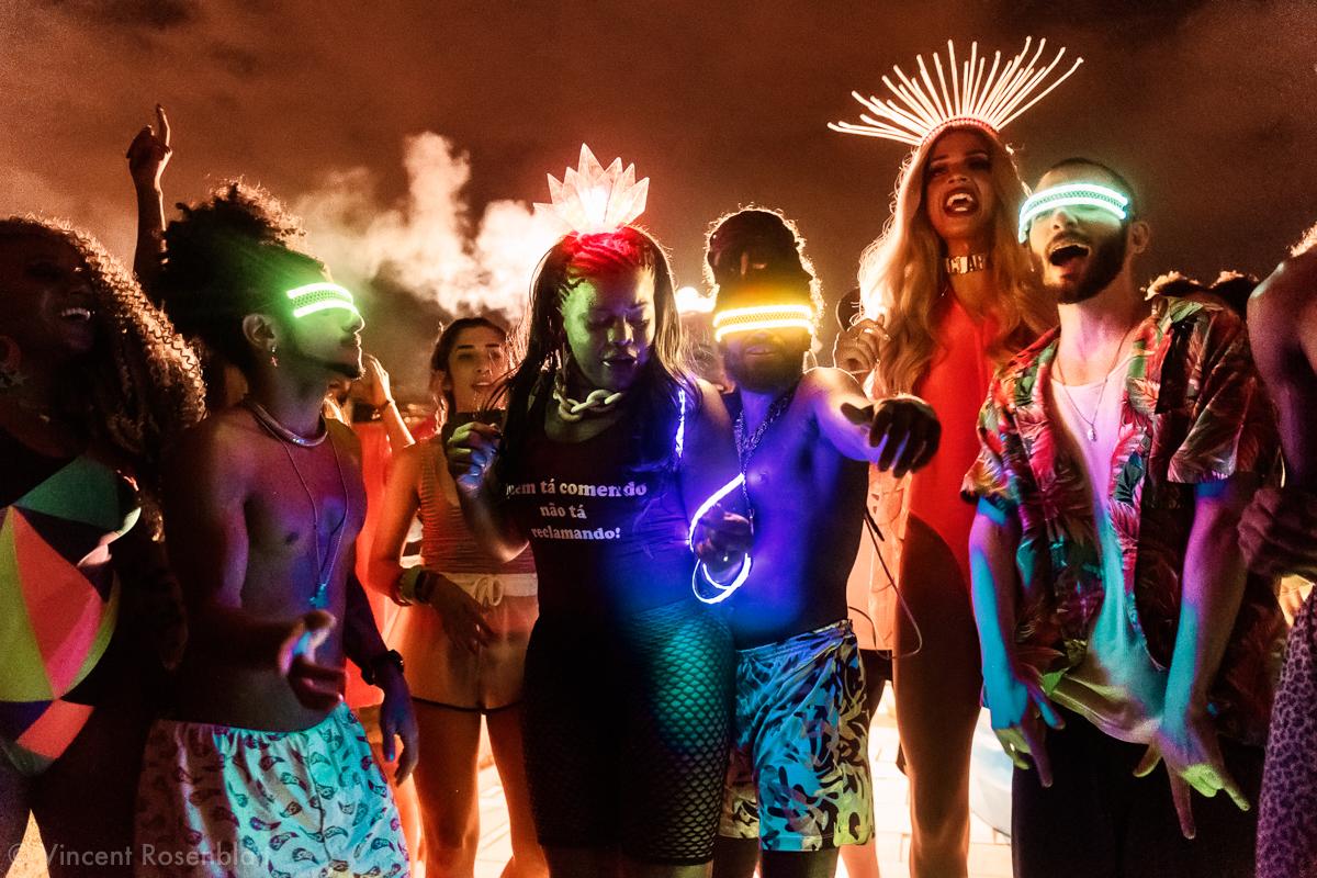 BERRO video music by Heavy Baile feat Tati Quebra Barraco & Lia Clark - shot in City of God favela, Rio de Janeiro 2017. Making of & Stills photo ©Vincent Rosenblatt