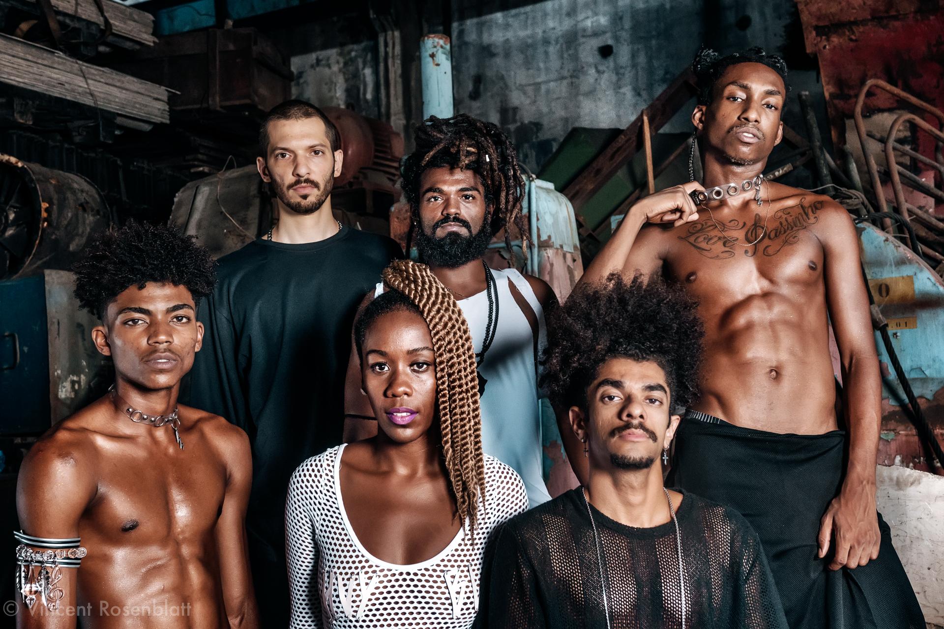 Heavy Baile - 2018DJ Thai - MC Tchelinho - DJ Leo Justi - Dancers : Jonathan Neguebites - Sabrina Ginga & Ronald Sheick.