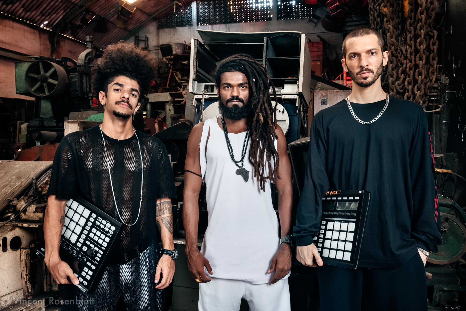 Heavy Baile - Press ReleaseDJ Thai - MC Tchelinho - DJ Leo Justi