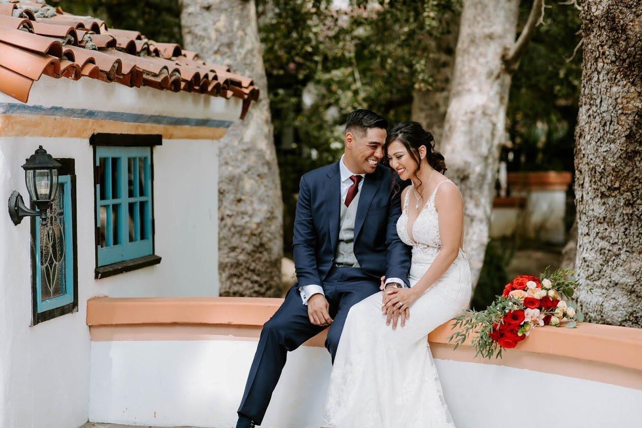 Mark & Camille Rancho Las Lomas