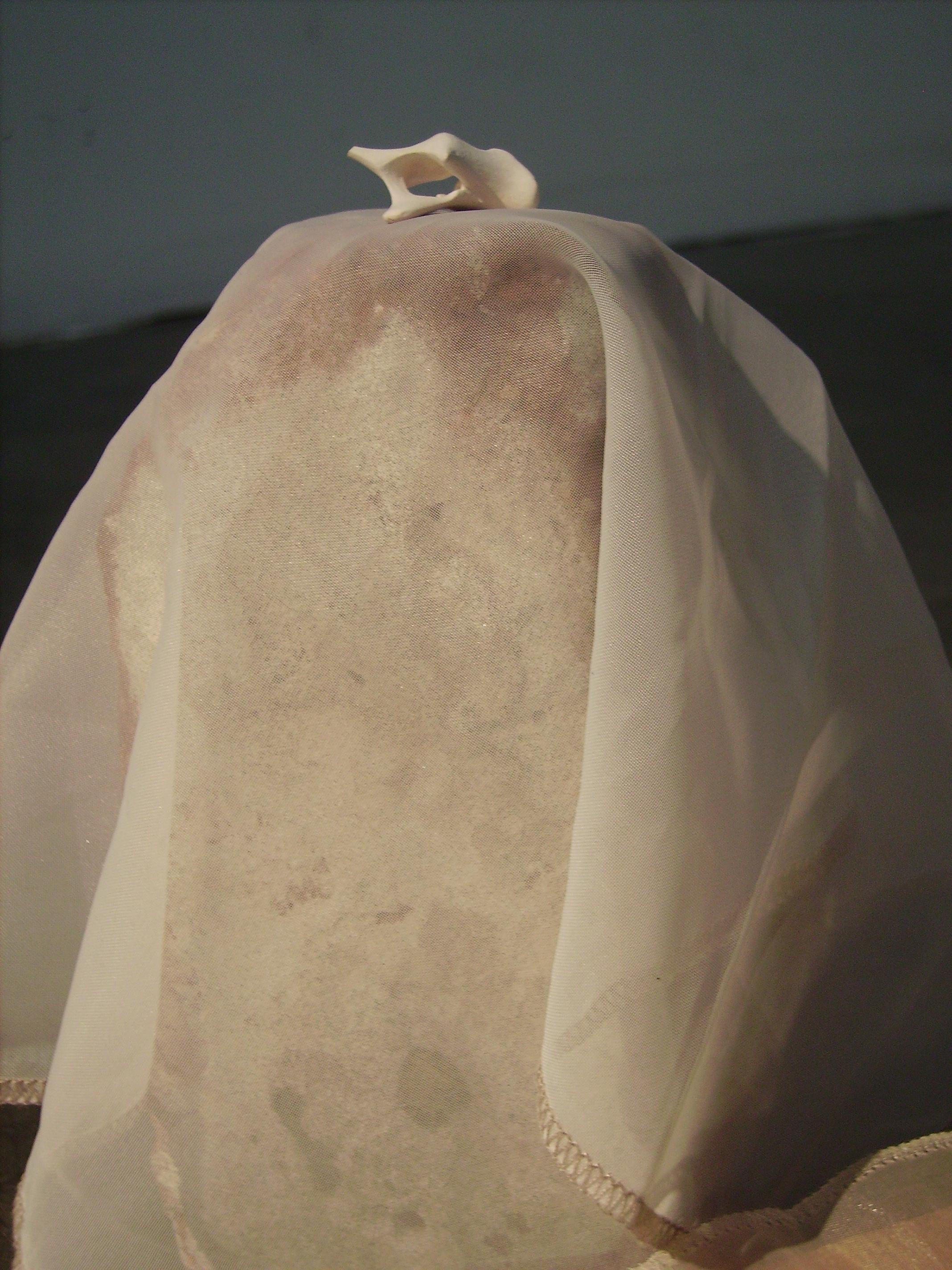 Pedestal, detail