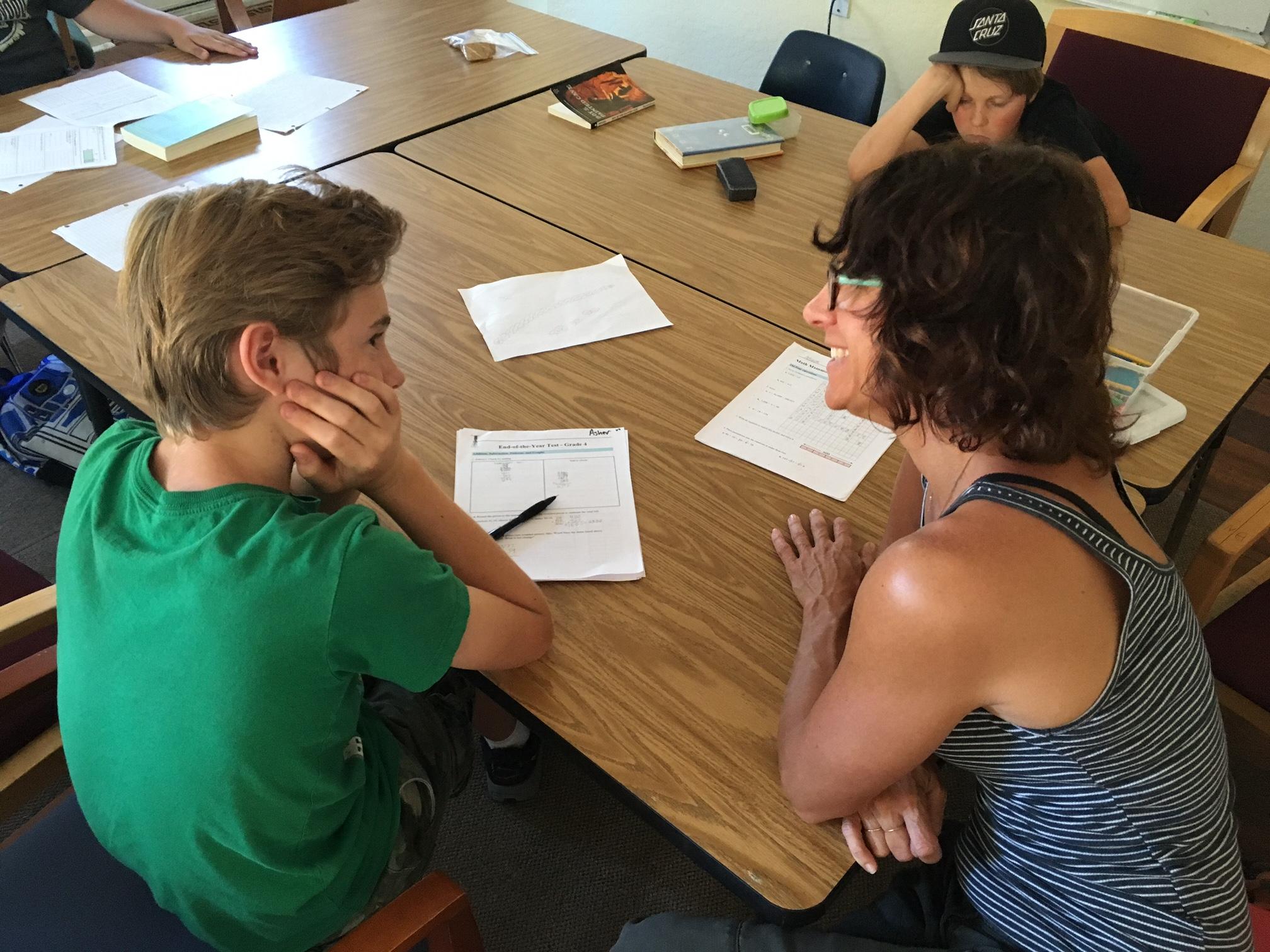 Watsonville CA Teacher