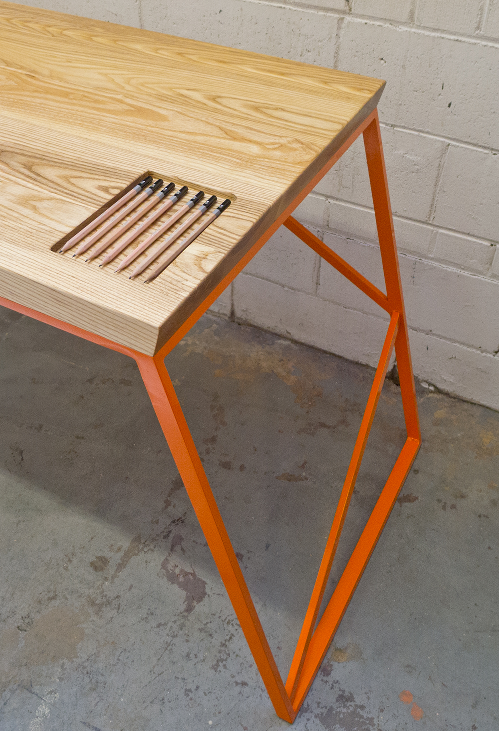 Oblique Desk