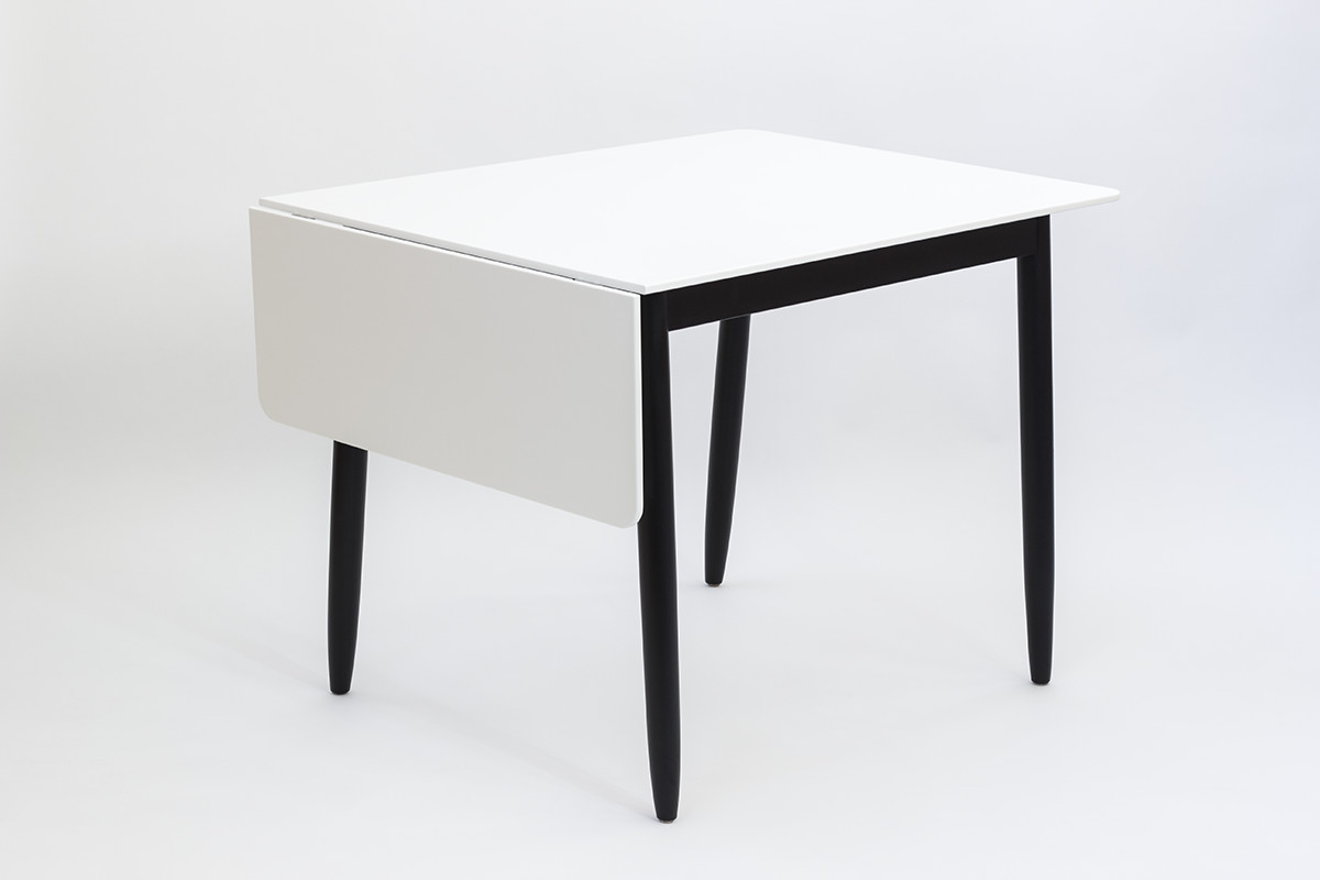 Maple + Corian Drop Leaf Table