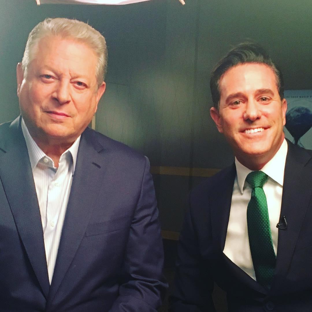 Interview Vice President Al Gore