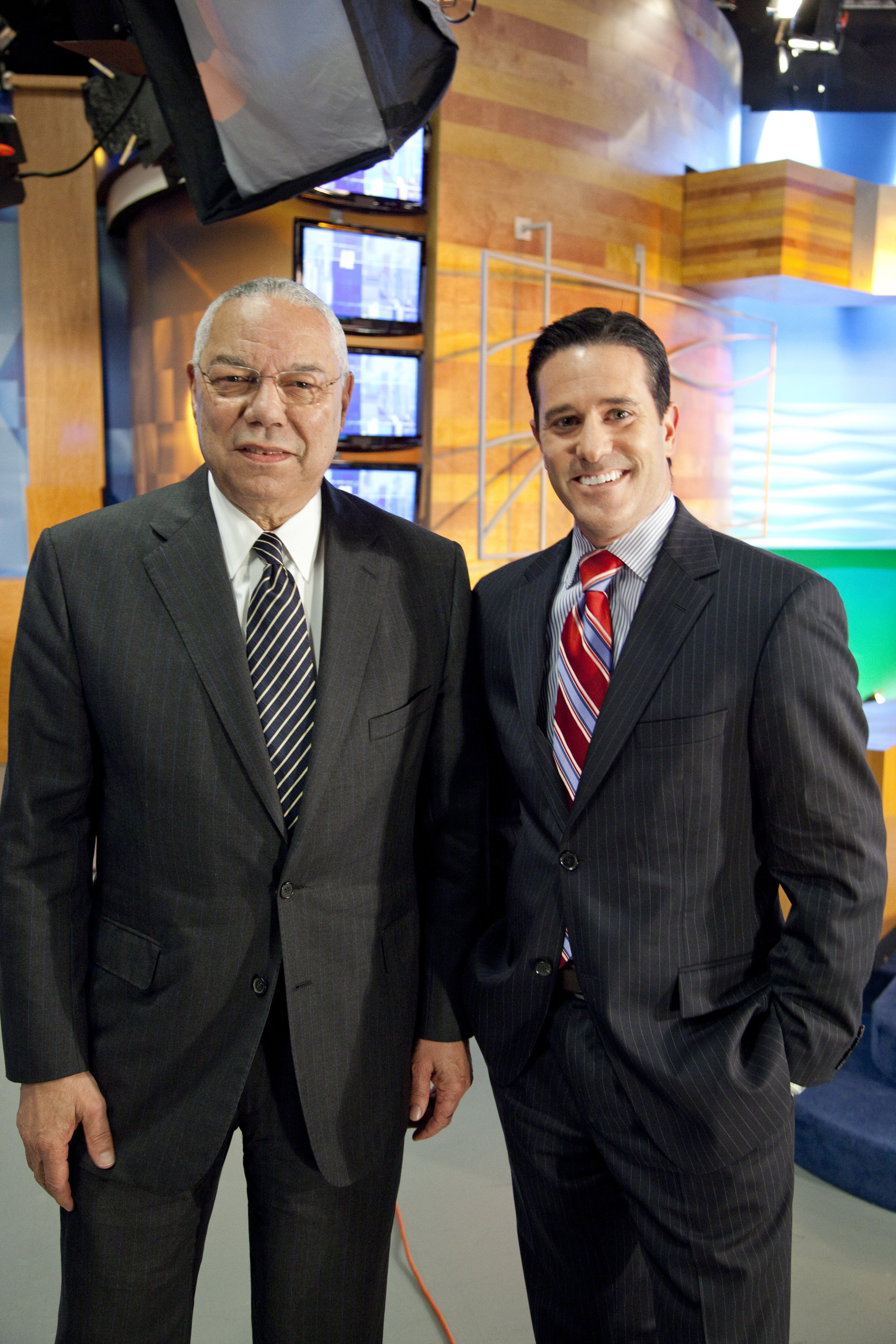 65th U.S. Sec. of State, Gen. Colin Powell