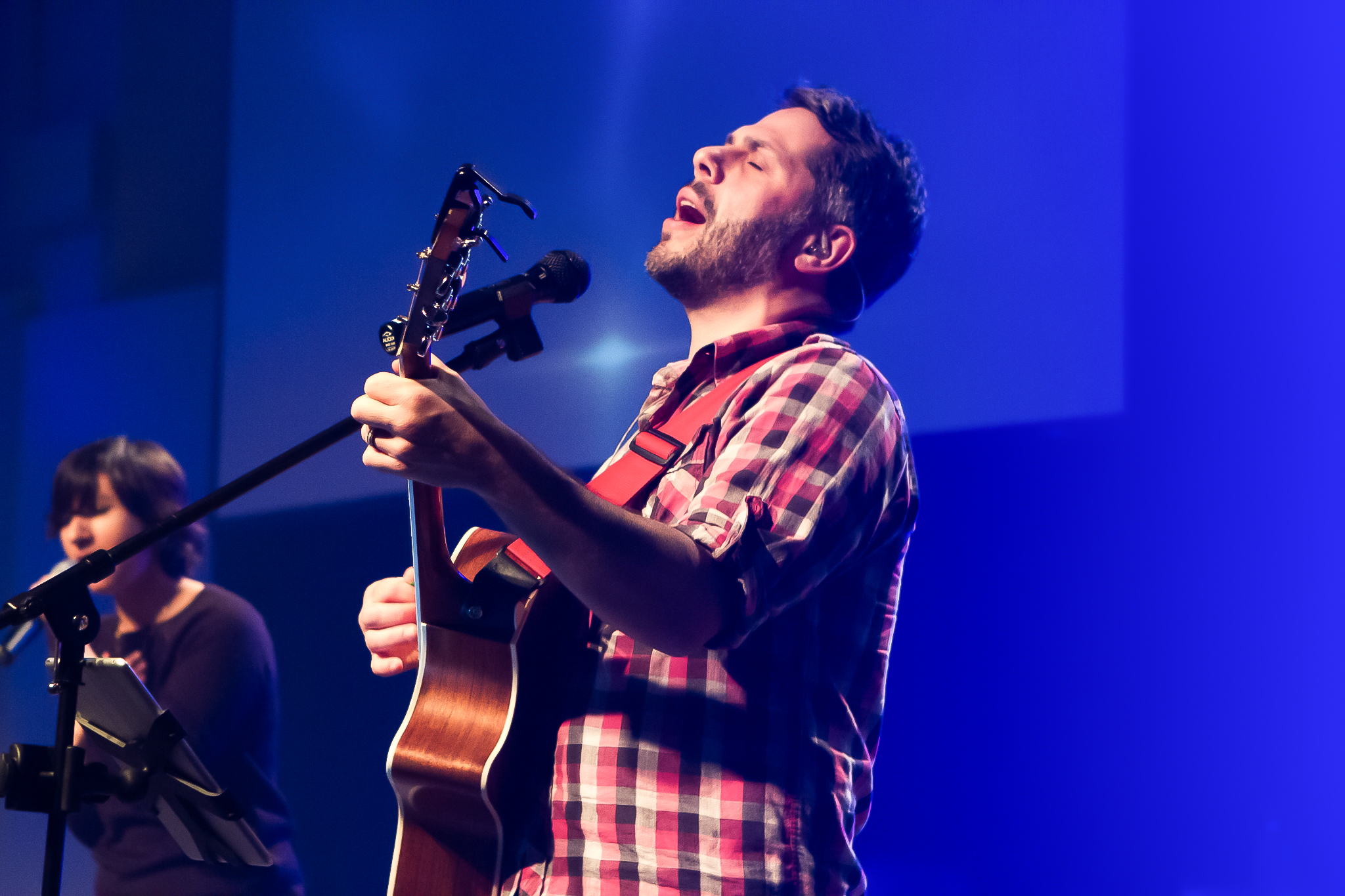 """ABOUT CHARL:   Charl has been the Pastor of Worship and Media Arts at In Focus Church for the past five years and is currently in the process of relocating back to South Africa. He is married to Elize Folscher and they have a six-month baby boy named Benjamin. Charl says, """"I love Jesus and his church and I believe that the church in its local context is the hope of the world."""""""