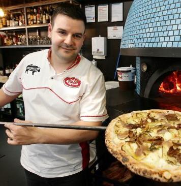 anthony palermo  Pizzaiolo, Chef, Restaurateur mozzarella bar