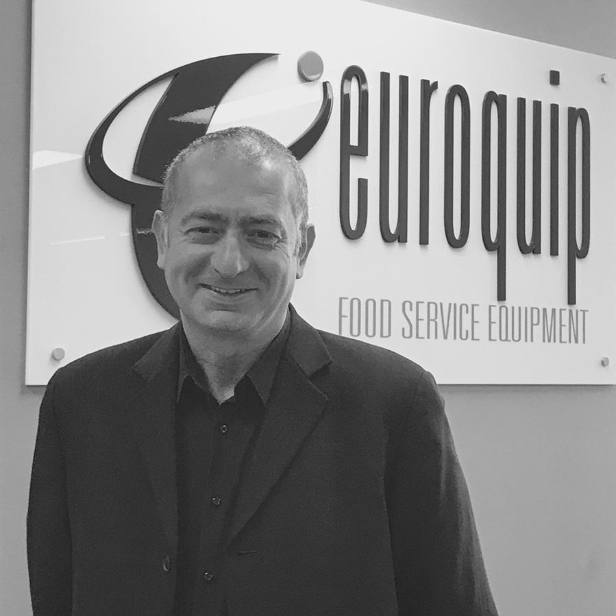 JOE CASSISI  EUROQUIP DIRECTOR   JUDGE