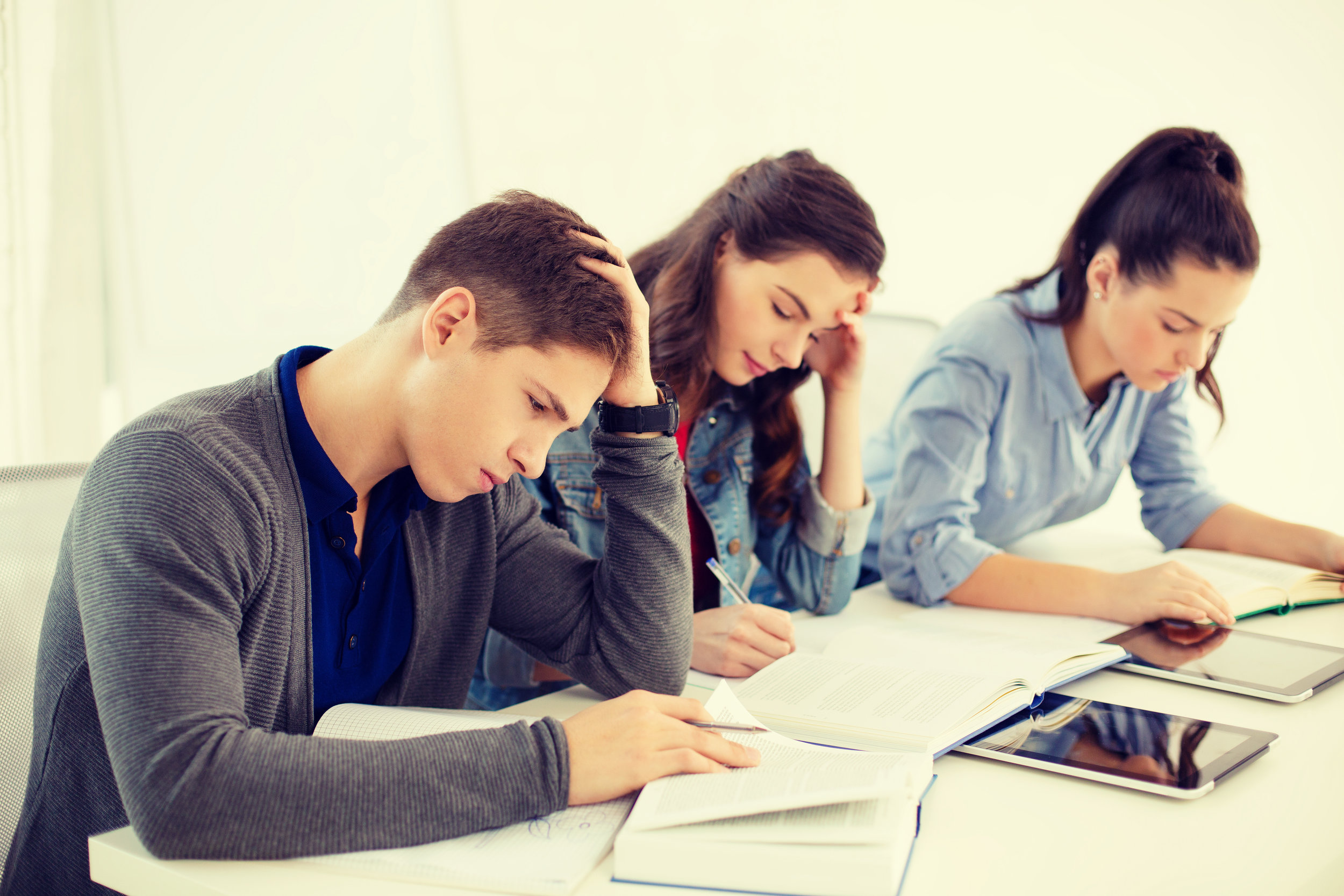 Misunderstanding of Learning Differences lead to students NOT graduating high school