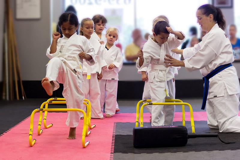 American Karate family martial arts
