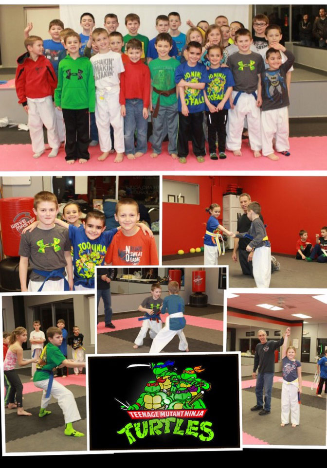 American Karate - Karate Night Out - games, challenges and fun!