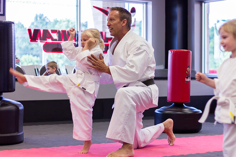 American Karate Dragons Kids Karate Class