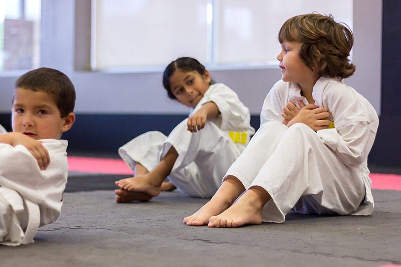 American Karate Ninjas Kids Karate Class