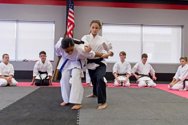 American Karate Teen and Adult Karate Class