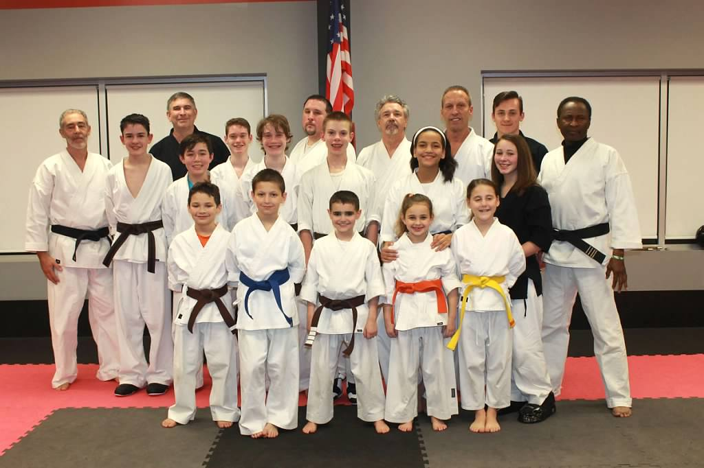 American Karate - Wentzville, MO - Students and Instructors