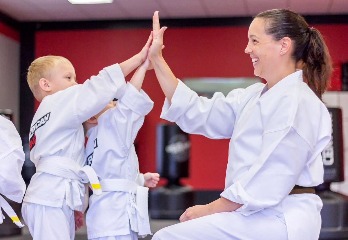 American Karate -  Instructor - Devon Weiler