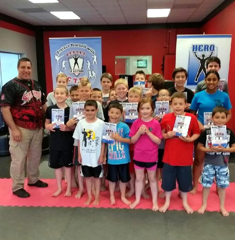 American Karate Bully Awareness 1