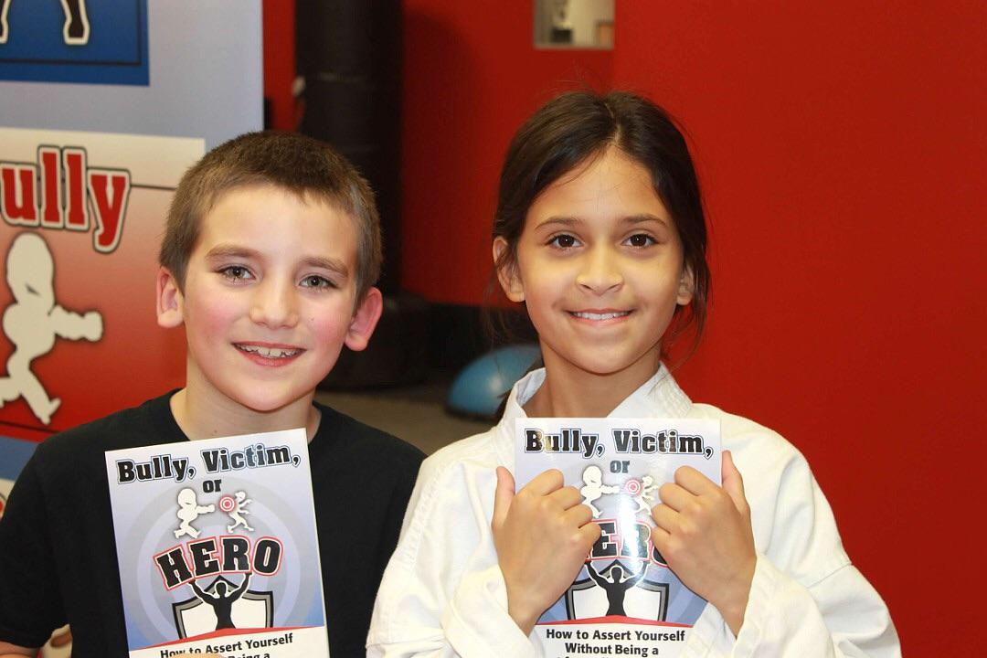 American Karate Bully Awareness 2