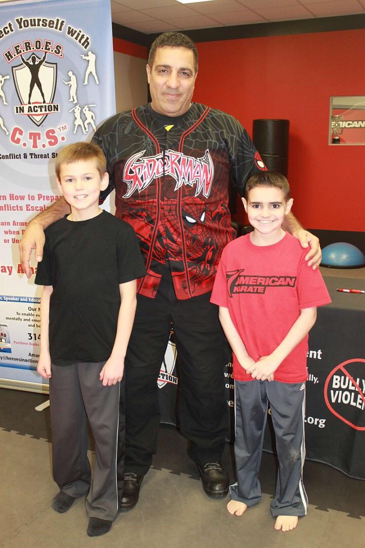 American Karate Bully Awareness 5