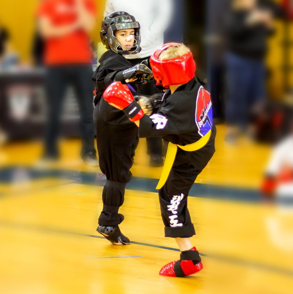 AK JR classic - american karate -1