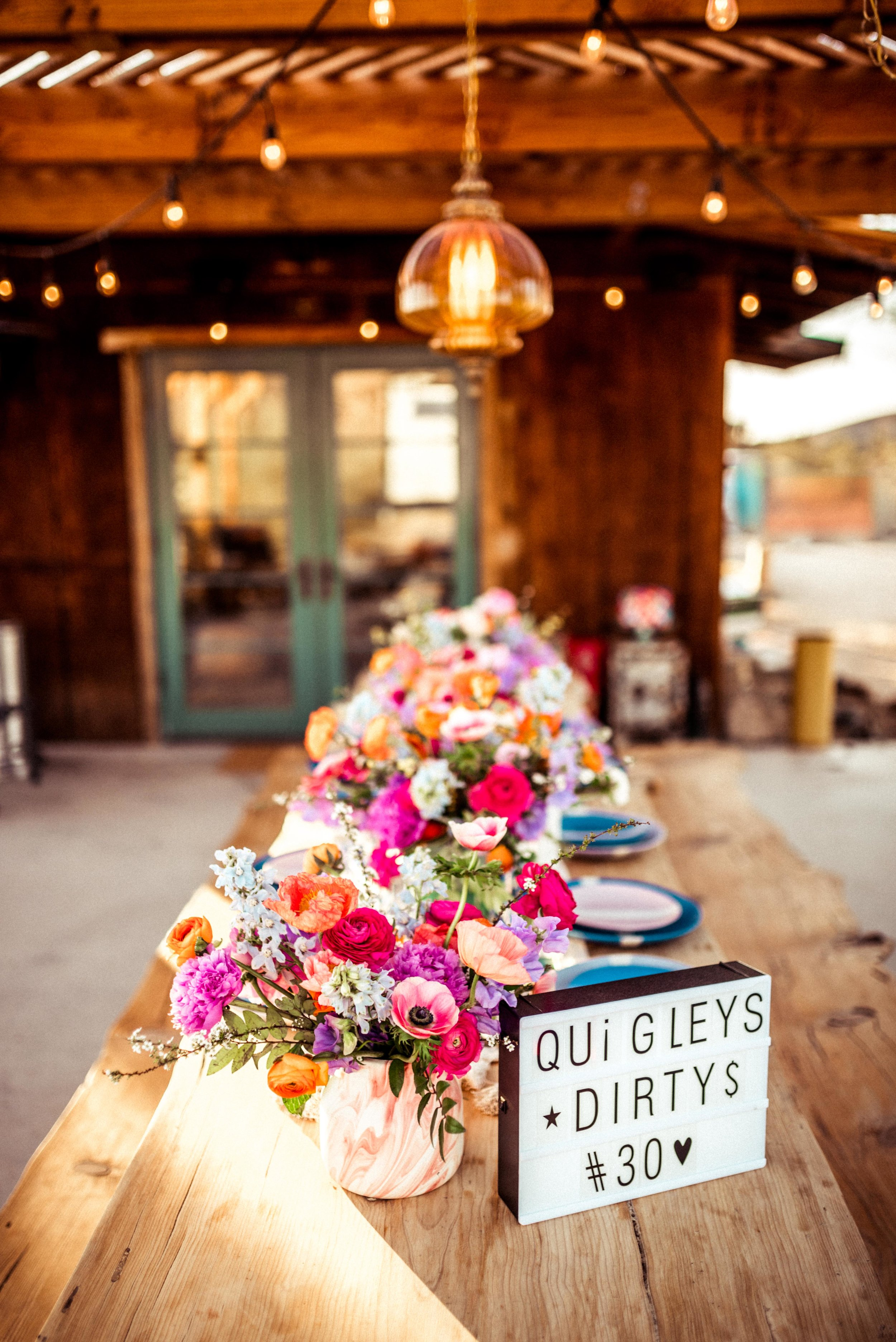 Officially Quigley x Anthropologie