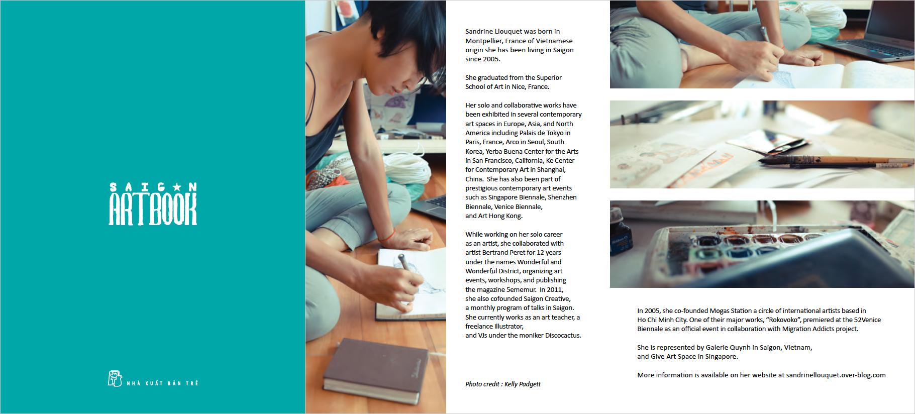 Saigon Art Book