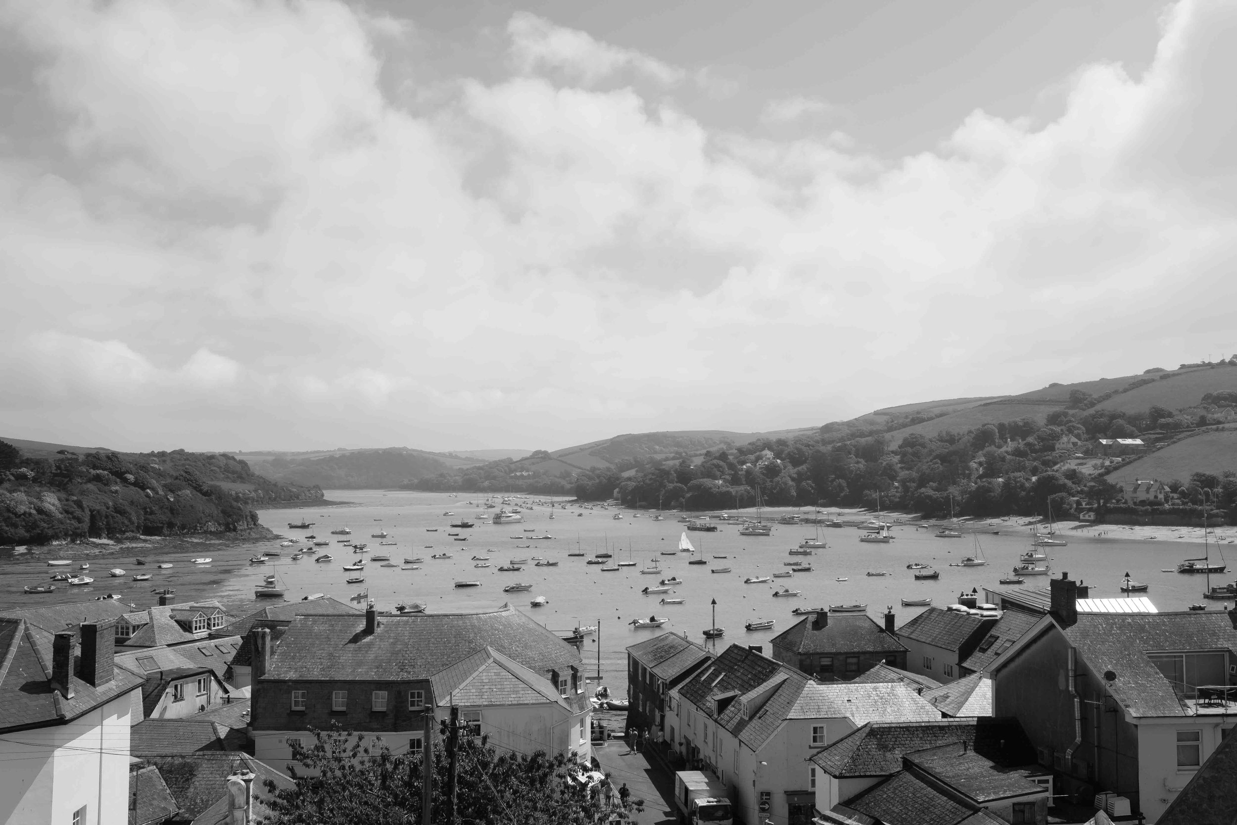 Salcombe, May 2018