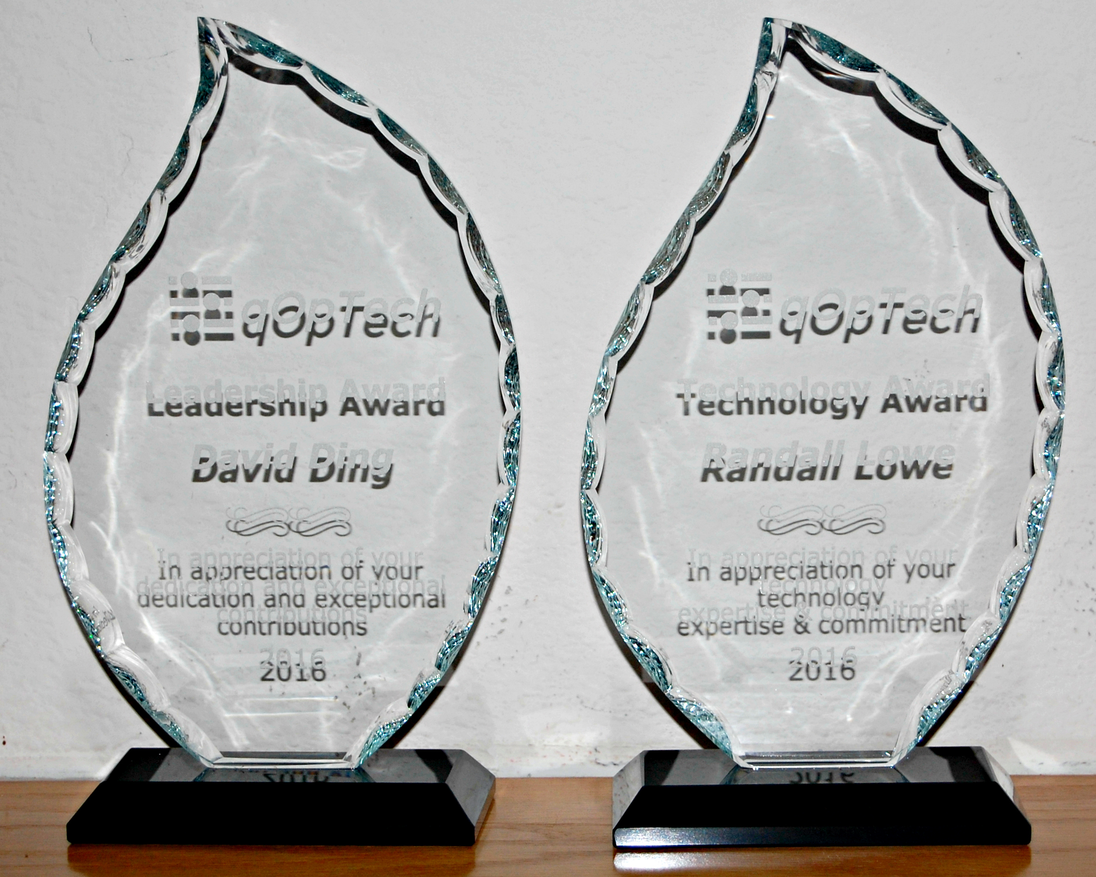 EqOpTech Leadership & Technology Awards
