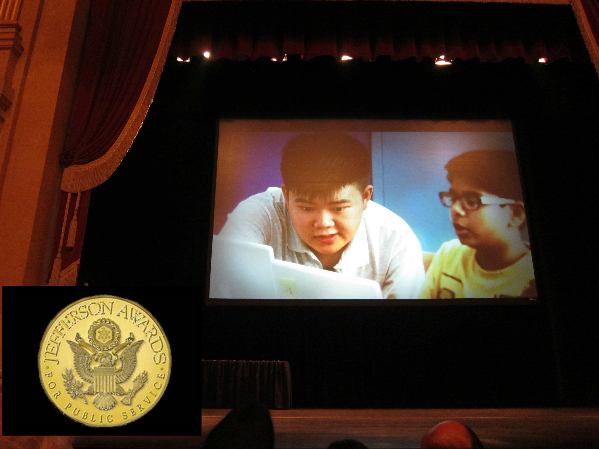 2018 Jefferson Award For Public Service Ceremony