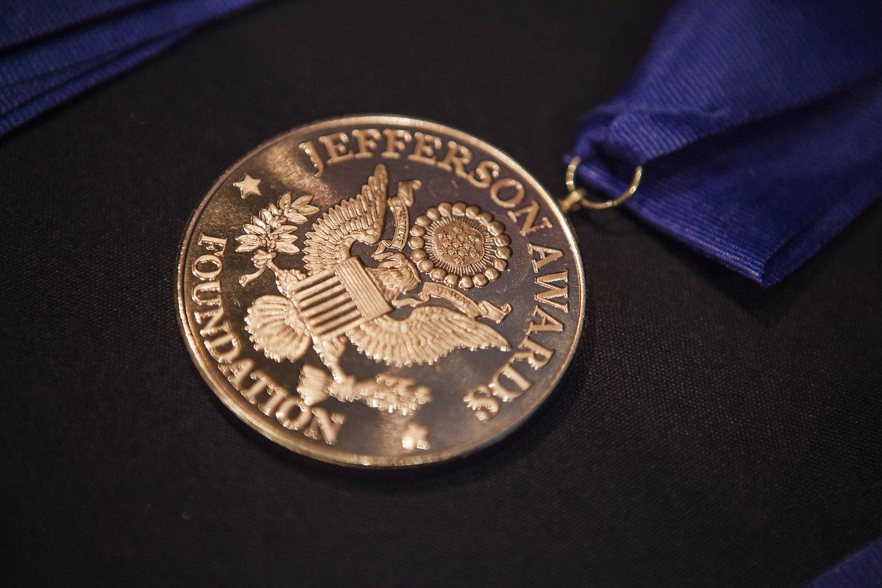 2018 Jefferson Award Ceremony