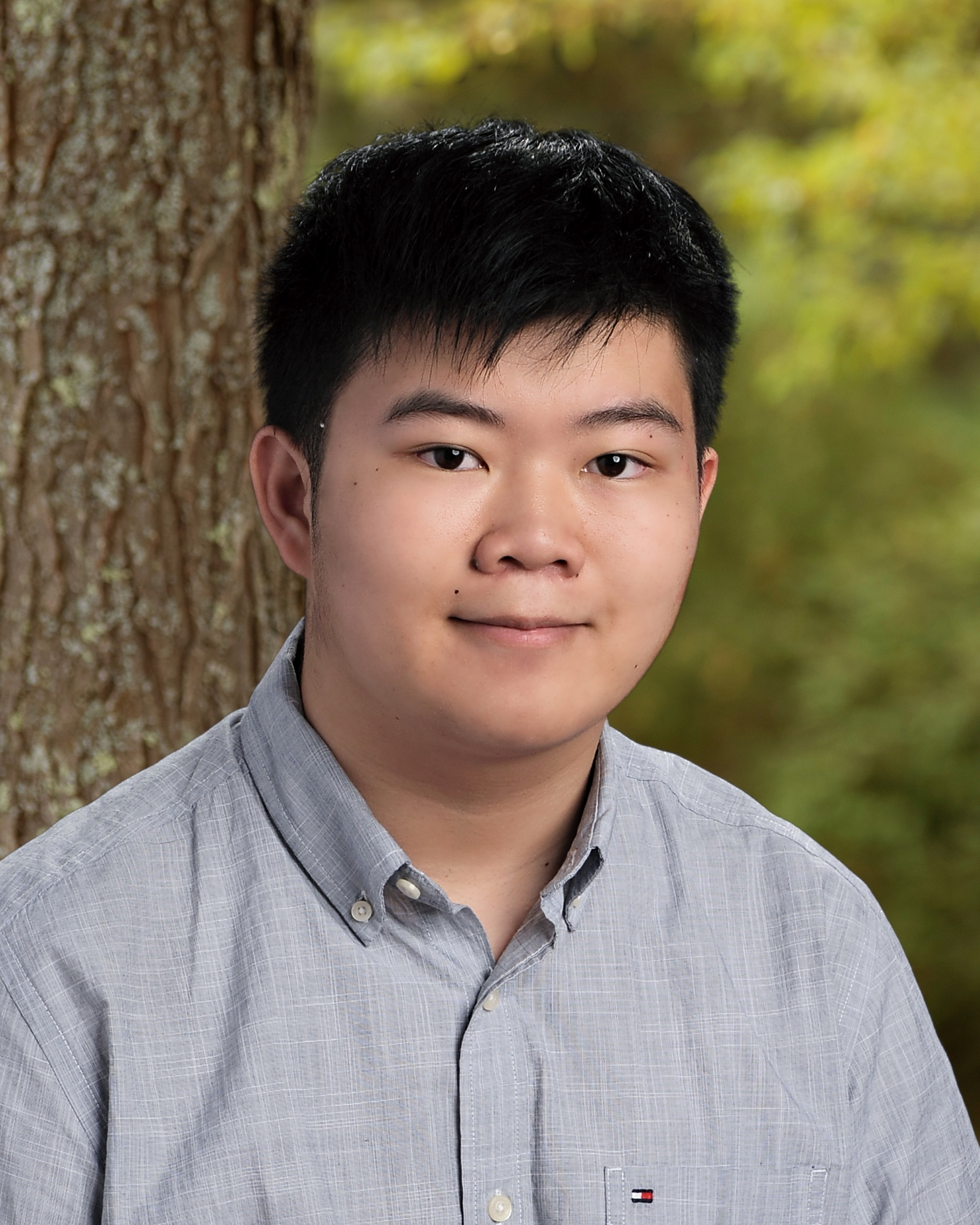 Terence Lee, rising sophomore at University of Illinois, Urbana-Champaign, Founder of EqOpTech