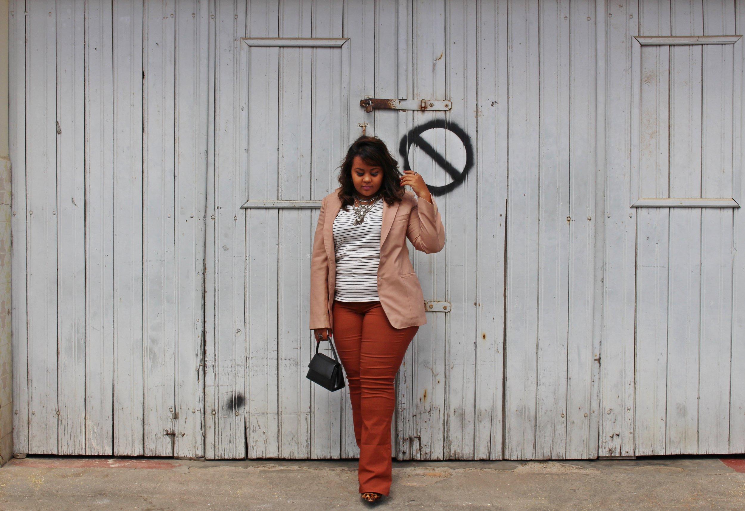 Yasmin, Ruama, blogueira Plus Size.