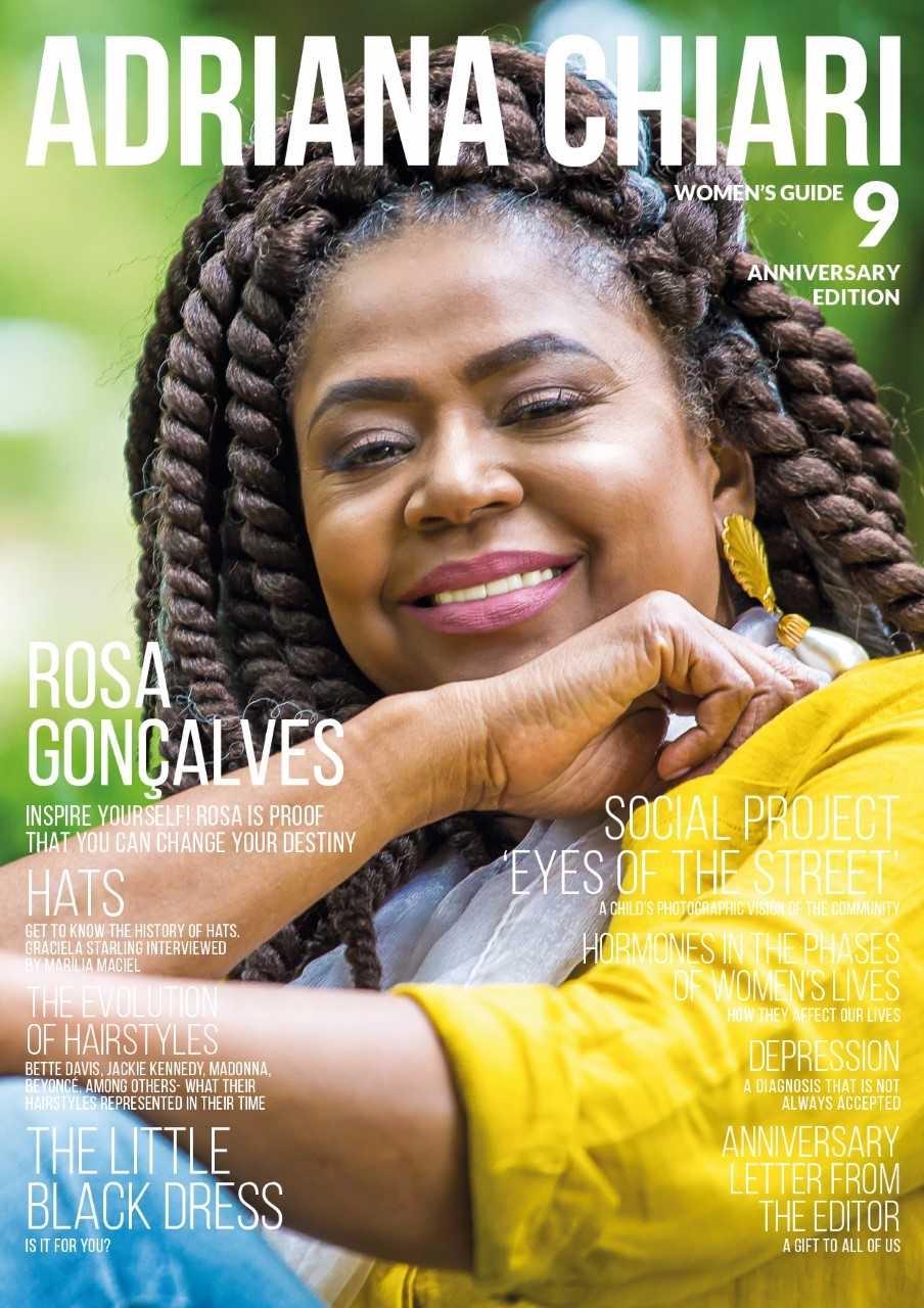 9ª Edition Adriana Chiari Magazine - August 2017