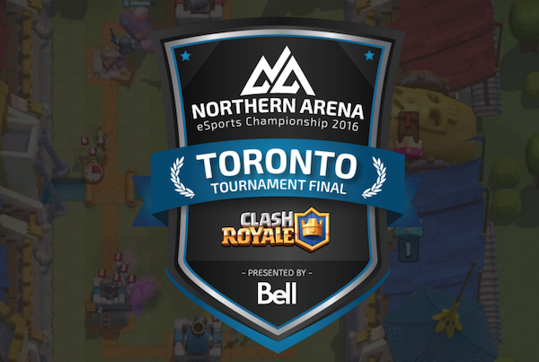 Clash Royale $10K Tournament Sponsored By Bell (Photo: Northern Arena)