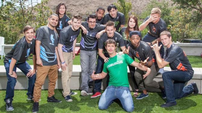 Legends of Gaming Season 1 (Photo: Endemol Shine)