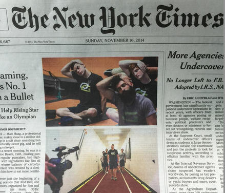Nadeshot NY Times (Photo: NY Times)