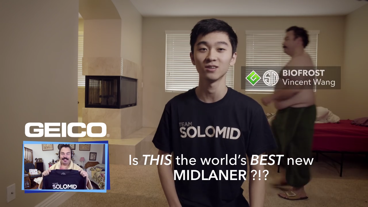 Geico eSports Web Series Featuring TSM (Photo: Geico)