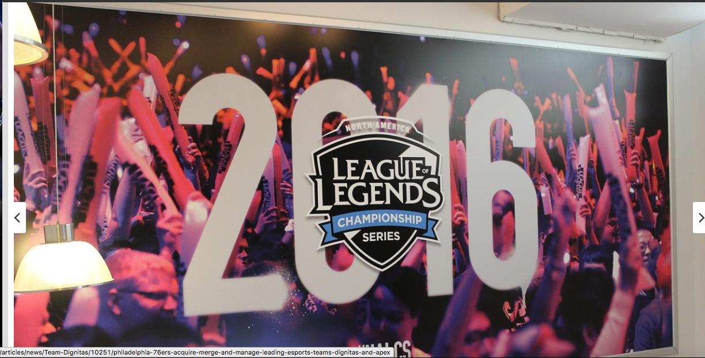 Dignitas League of Legends Team (Photo: Team Dignitas)